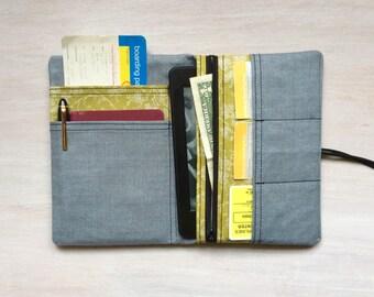 Passport case, passport holder, travel organizer, passport case