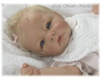 Custom reborn baby luca made to order silicone fell reborn doll