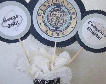 Graduation table centerpiece