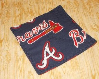 Atlanta Braves MLB Coasters - Set of 2 or 4--Free Shipping!