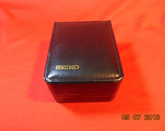 One (1), Seiko Watch Co., Watch Box