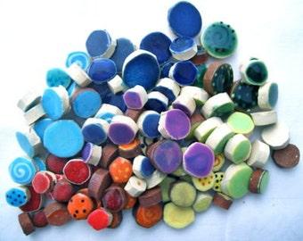 Rainbow Mosaic Tile Pack