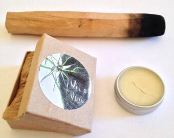 natural perfume fixative. woods base notes.