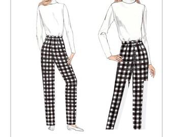 Vogue V1003 Misses' Fitting Pants Size 8