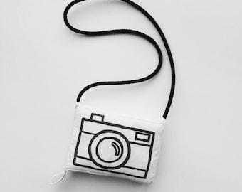 Plush Camera