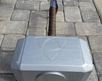 Thor Mjolnir cosplay hammer