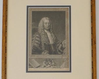 Philip Earl Engraving - 1795
