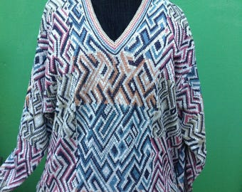 MISSONI | 90s Missoni | Missoni Sweater Vintage | Original Missoni | Vintage Missoni | Vintage Sweater | Fashion Sweater | Unisex Sweater
