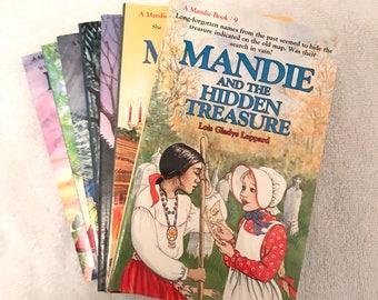 Mandie Books