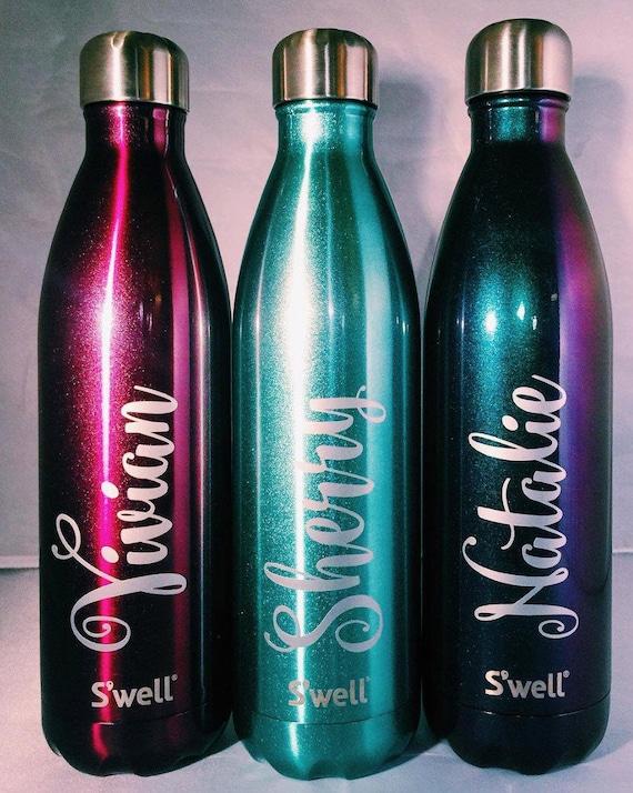 Monogrammed S'well® Bottle - Name Design