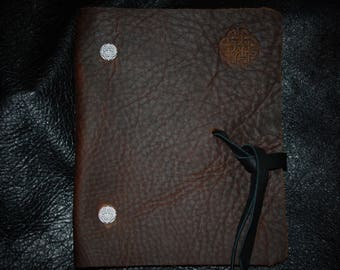 Celtic Journey Brown Leather Journal Writing Art Books