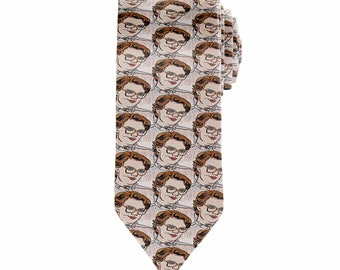 Barb Stranger Things Tie Sublimation Printed