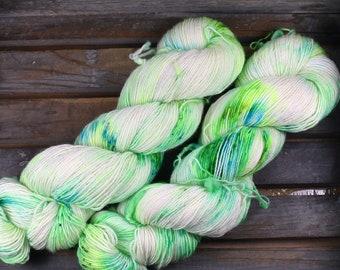 What The Fork - Singles - Superwash Merino - Hand Dyed -  100g