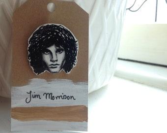 The Doors Jim Morrison pin
