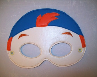 Child's Mask - Pirate Boy - Cubby