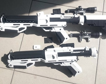 SBC F-11D First Order Stormtrooper Blaster HD Quality