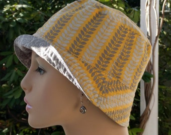 Womens Cancer Hat Bucket Hat SMALL