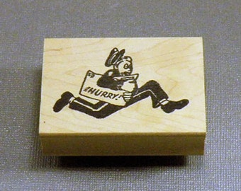 Rubber Stamp Mailman