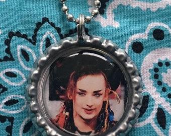 Boy George Jewelry Necklace Pendant