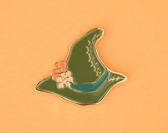 Wizard/Witch Hat Enamel Pin
