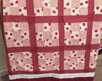 Rose Cottage Quilt