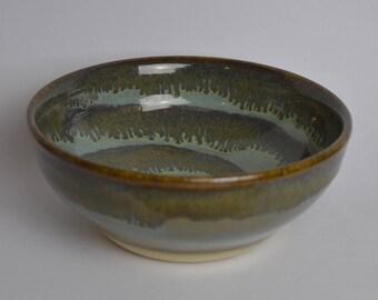 Stoneware dish, Dish