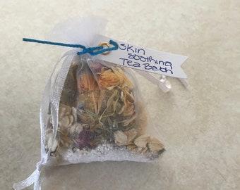 Skin Soothing Bath Tea (5 bags)
