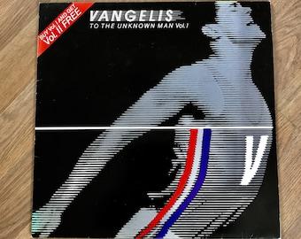Vangelis LP Record, 1982 LP Excellent Condition