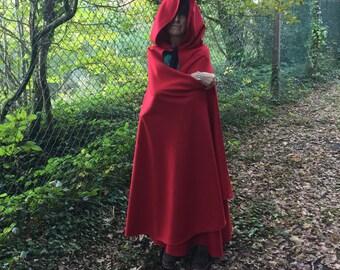 Italian wool cloak