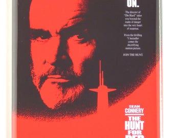 The Hunt for Red October Movie Poster Fridge Magnet