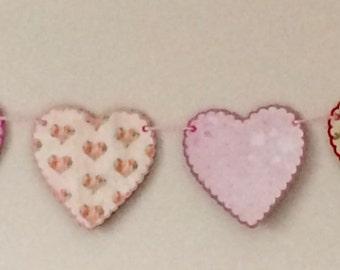 Hearts Banner
