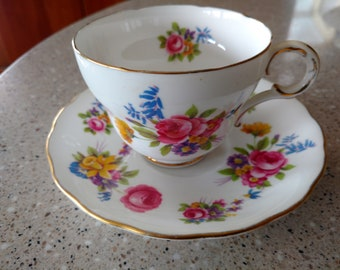 Melba bone china tea cup set