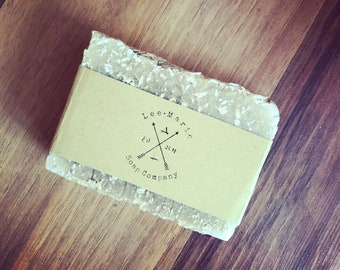 All Natural Oatmeal and Honey Soap