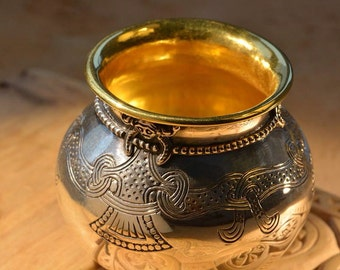 Viking cup from Lejre