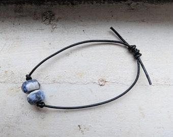 Blue Sodalite Bracelet