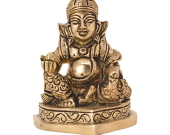 God statue of kuber handicrafts product by Vyomshop™BH06093
