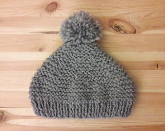 Hat knit child