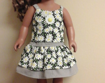 "1ofakinddollclothes AmericanGirl 18""doll 2pc Summer skirt and tank top with Summer sandles   SOLD OUT NO longer avaliable"