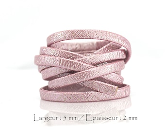 Leather Faux Leather Cord (1 meter)