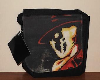 Rorschach Watchmen messenger bag