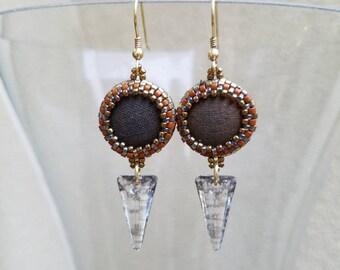 Earthy Glam Earrings