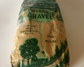 Washed Gravel Unopened Vintage