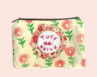 Tuff as Nails Petite Zippie Purse