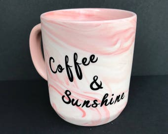 Coffee & Sunshine Mug