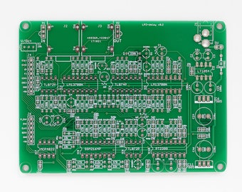 Shruthi LP2 + Delay Filter PCB