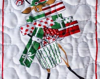Where is Rudolph Table Runner