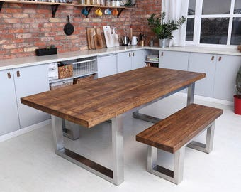 DIXON U Shaped Dining Table