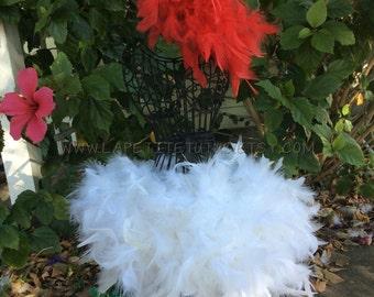 Chicken tutu set, newborn tutu, feather skirt, tutu skirt, tutu, photo prop, baby clothing, princess tutu, angel tutu, baby photo prop, baby