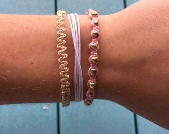Golden Hour Bracelet Set