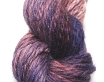 Hand Dyed Chunky Weight Baby Alpaca